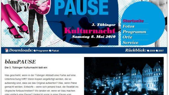 Tübinger Kulturnacht