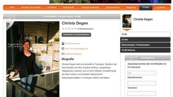 Christa Degen