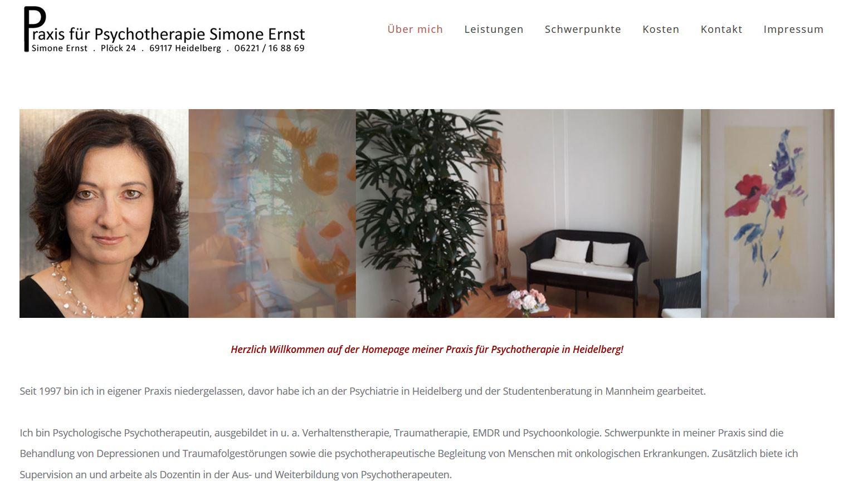Psychotherapeutin Heidelberg