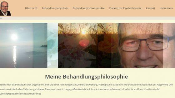 Psychotherapie P. Graesch