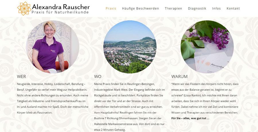 Naturheilpraxis A. Rauscher